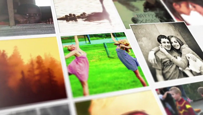 10 Easy Photo Slideshow Templates for Adobe After Effects