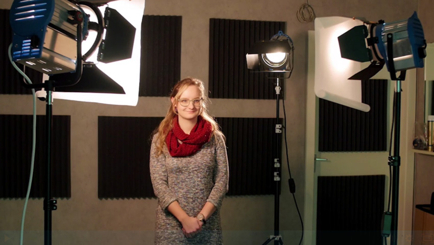 If you found this video useful then check out the full course Environmental Lighting for Video. Youu0027ll find fourteen more video lessons just like this one ...  sc 1 st  Photo Tuts - Envato Tuts+ & How to Create a Basic 3-Point Lighting Setup for Video
