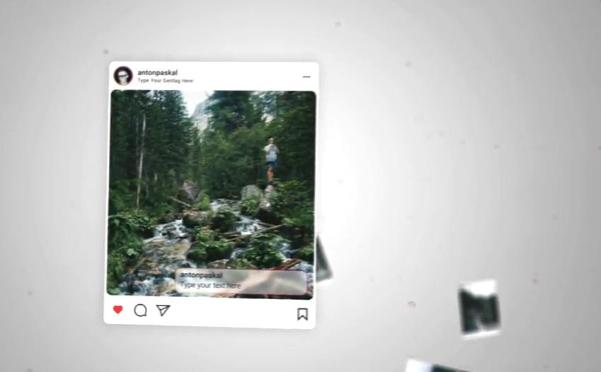 Instagram Promo