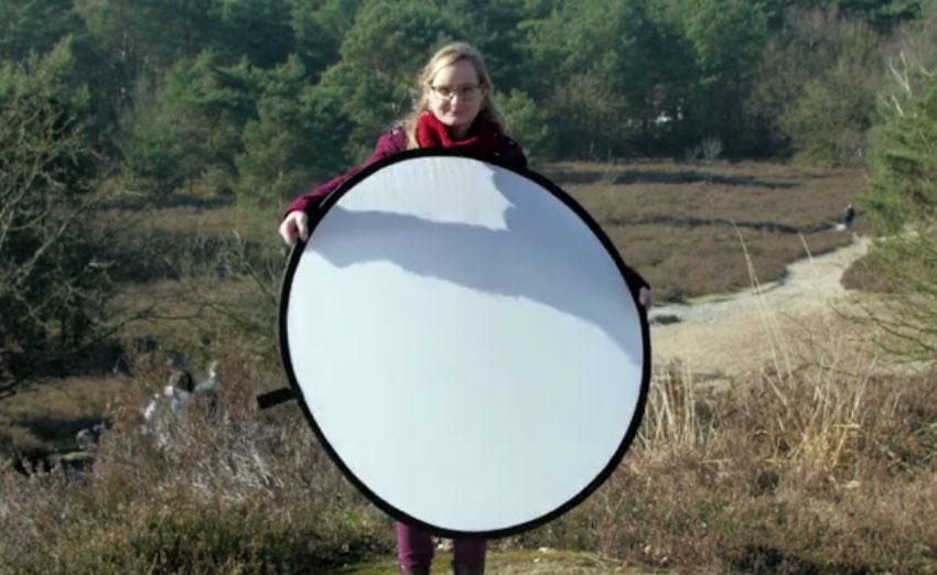 create a reflector