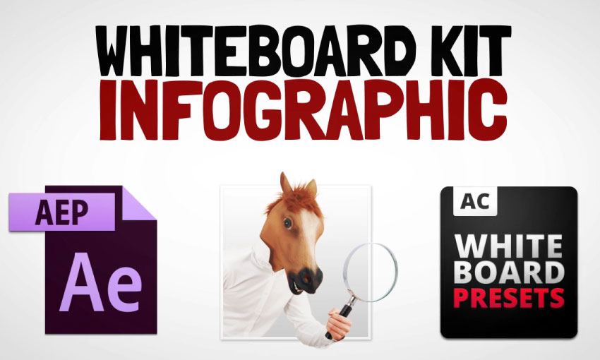 Whiteboard Kit - Infographic