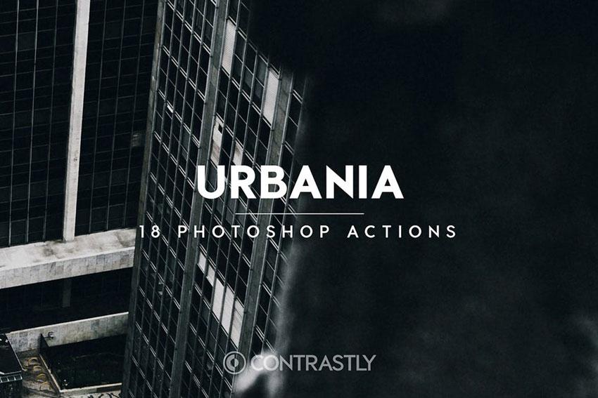 Urbania Photoshop Actions