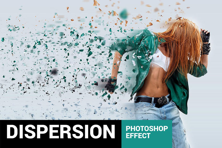How to Add Cool Particle Effects in Photoshop With a Stylish PSD Action