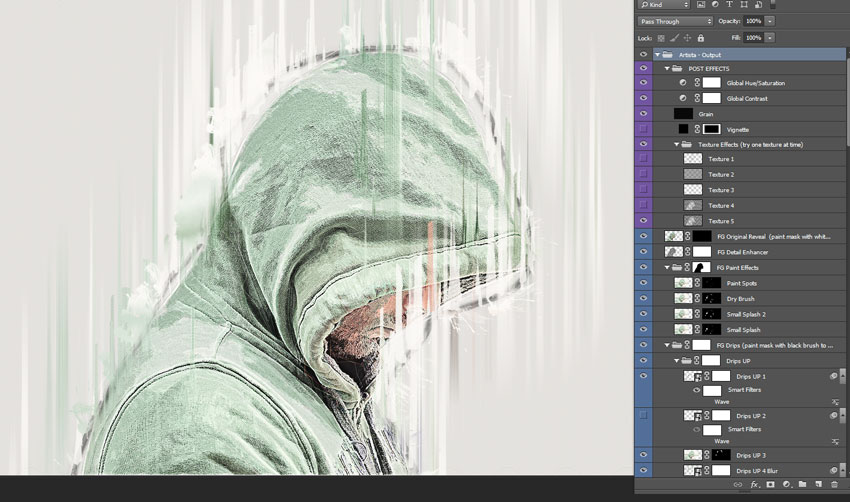 How to Turn Photos into Art With Artistic Photoshop Effects
