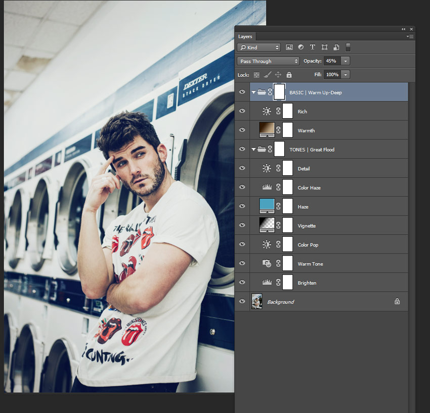 How to Overlay Photos With Creative Photoshop Effects