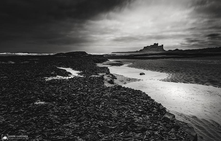 Bamburgh Castle Northumberland - Image Marie Gardiner taken with Nikon D800