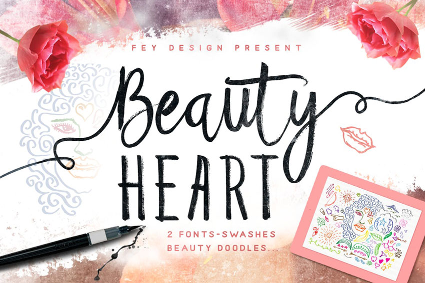 Beauty Heart Script