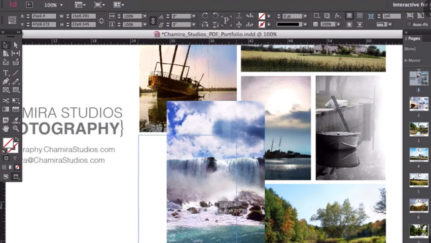 How to Assemble Your Pictures into a Photography Portfolio