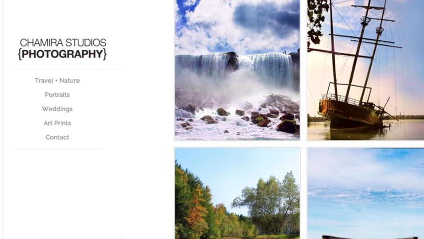 How to Choose a Photography Portfolio Website