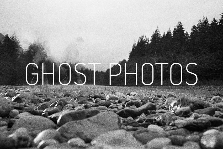 Ghost Photo Creator