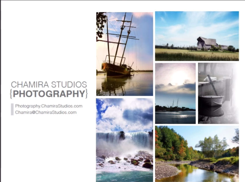 How to Make an Attractive PDF Photography Portfolio