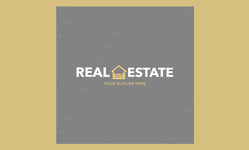 Simple Logo Maker for Real Estate Agents