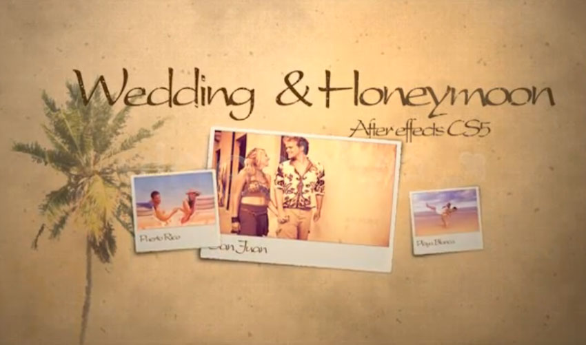 20 Stylish Wedding Video Templates for Adobe After Effects