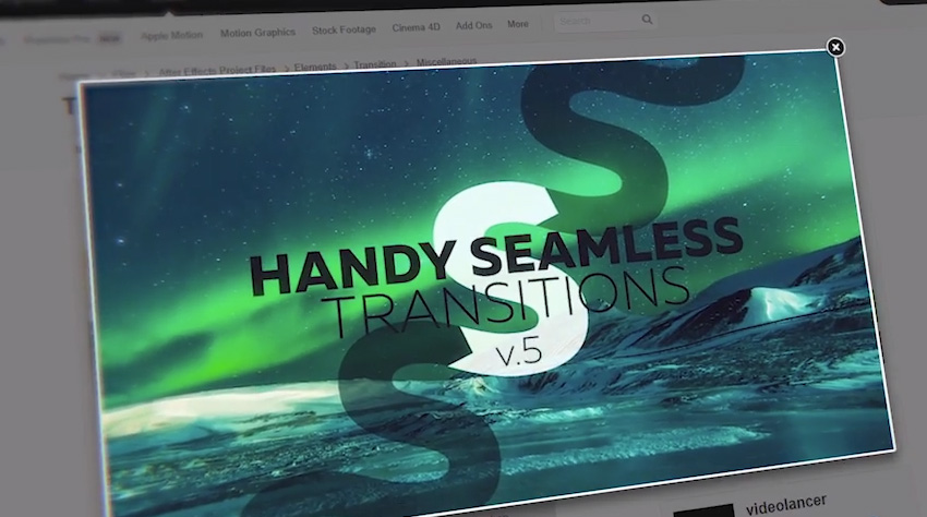 30 Top Video Templates From the VideoHive Front Page (Winter