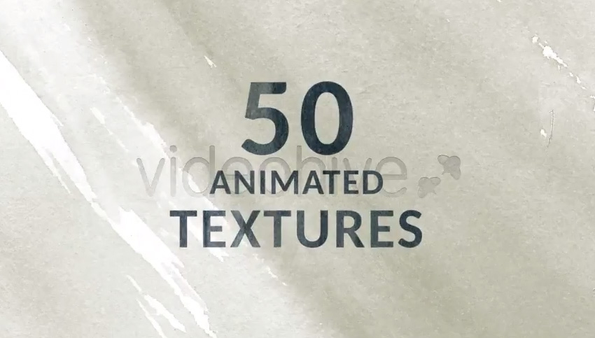 50 Animated Textures Pack