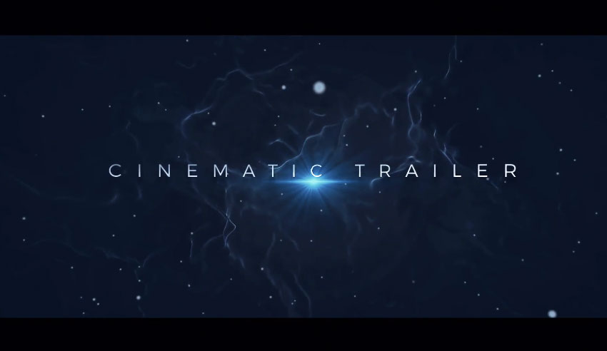 Cinematic Trailer for Adobe After Effects
