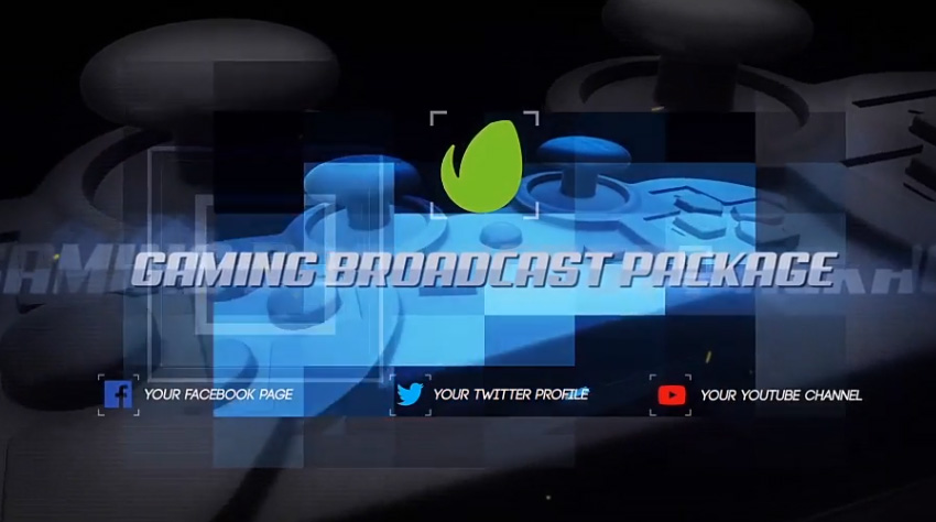 Gaming Broadcast Package