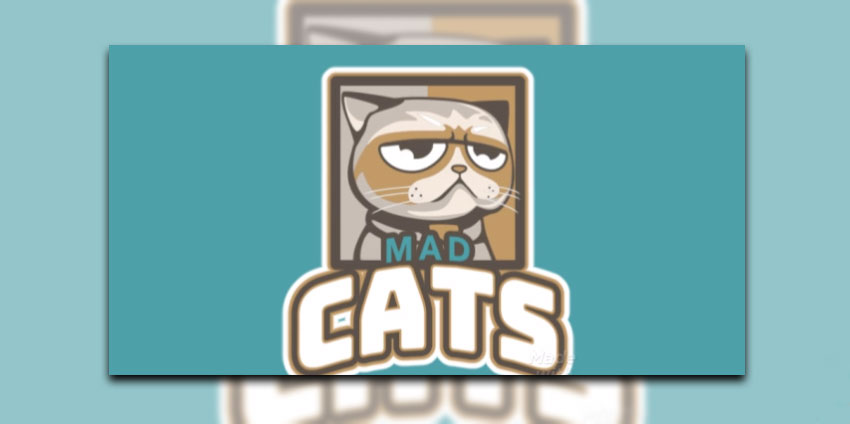 Mad Cat Logo