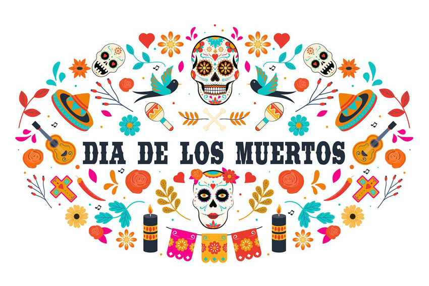 Day of the dead Dia de los muertos