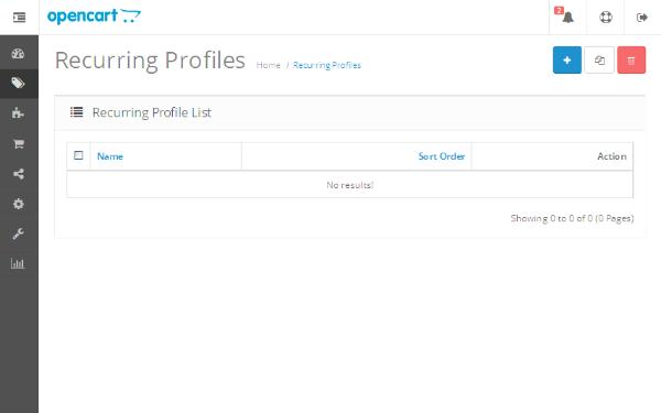 List Profiles