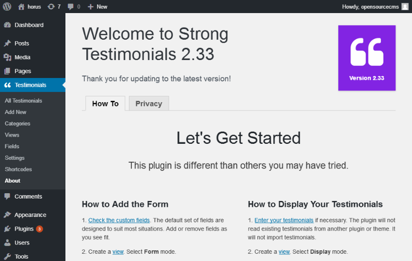 How to Create a WordPress Testimonial Slider