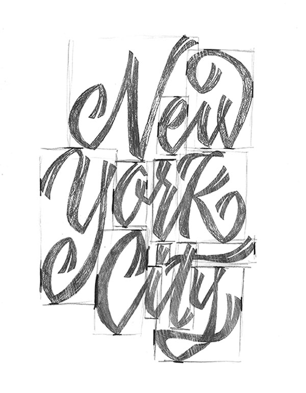 Hand Lettering How To Vector Your Letterforms
