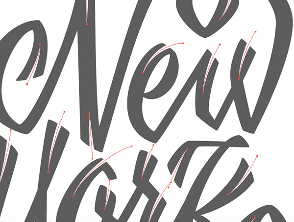 Hand Lettering: How to Vector Your Letterforms