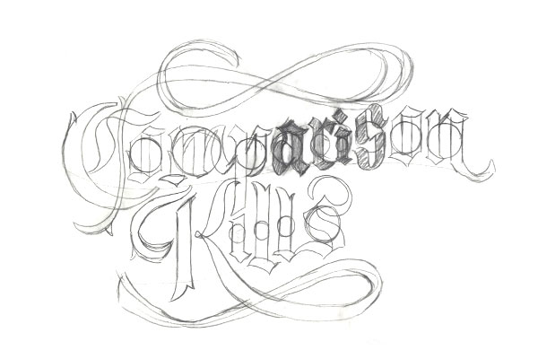TutsPlus_Final_Lettering_Project_Outlined_Pencil_Sketch