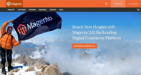 Magento 2 launch announcement