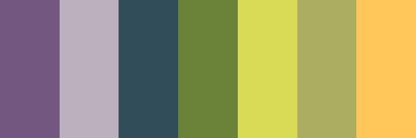 Haggis Colour Scheme