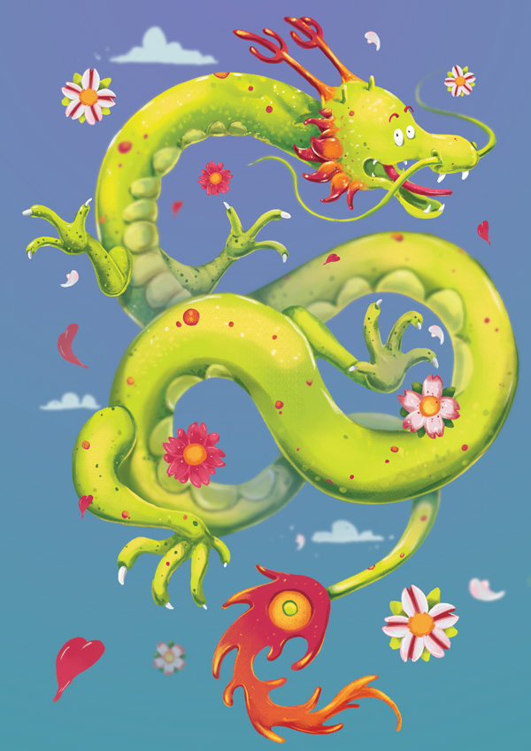 Final Chinese Dragon