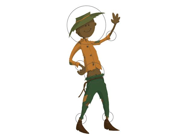 Scarecrow - Straw Plan