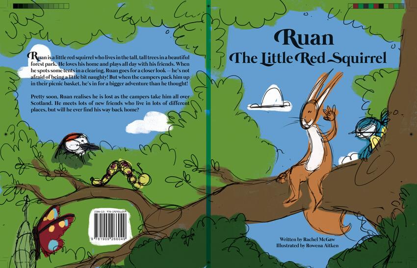 Ruan Rough Colours
