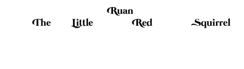 Ruan Title Justify All Lines