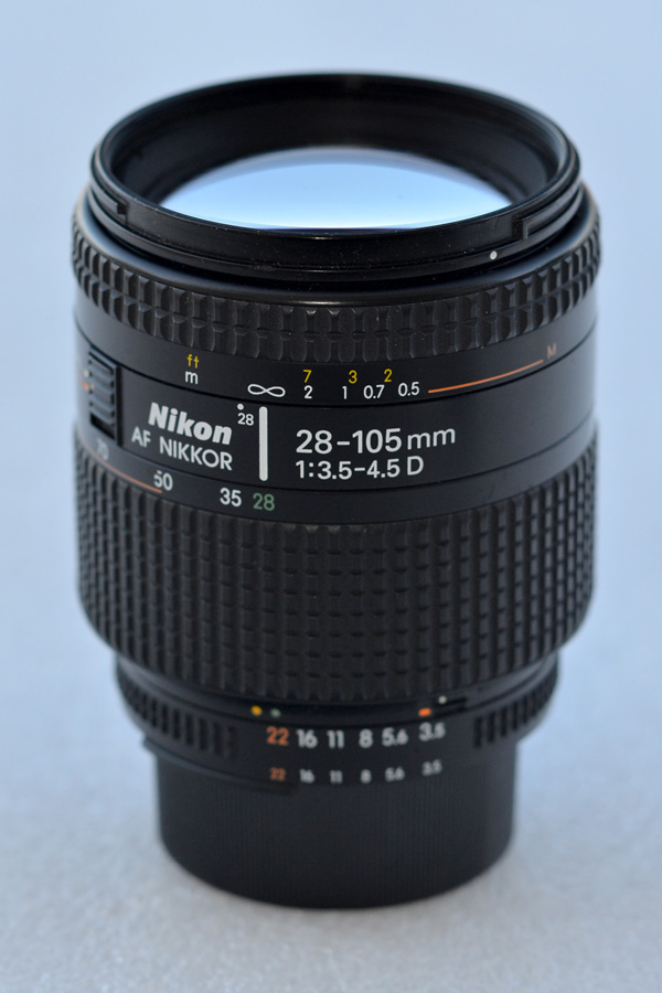 This full frame 28-105mm Nikkor zoom lens ranges from wide angle through to telephoto focal lengths and has limited macro capabilities too. & Zoom Versus Prime Lenses for Night Photography azcodes.com