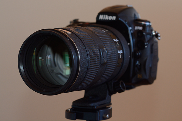Nikkor 80-200mm lens