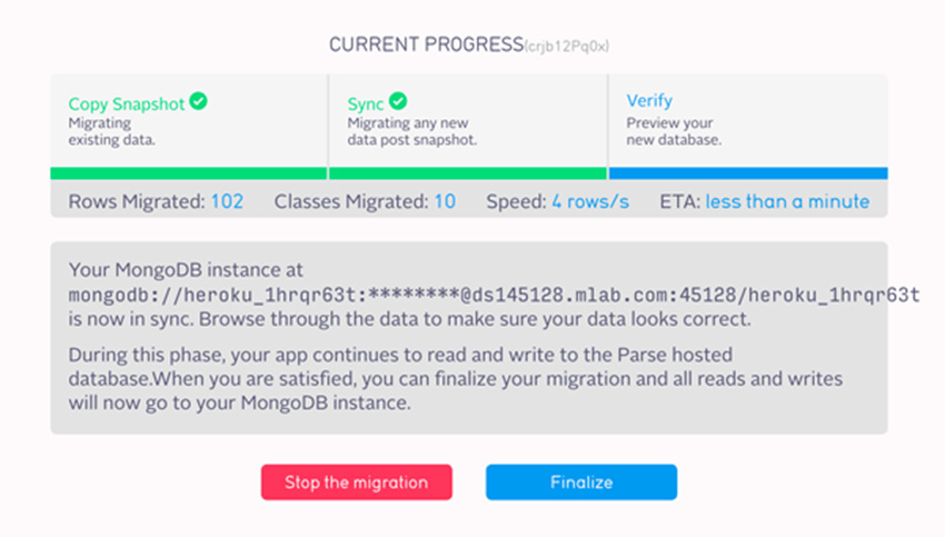 Get Started Building Your Blog With Parse.js: Migration to Your Own Parse Server