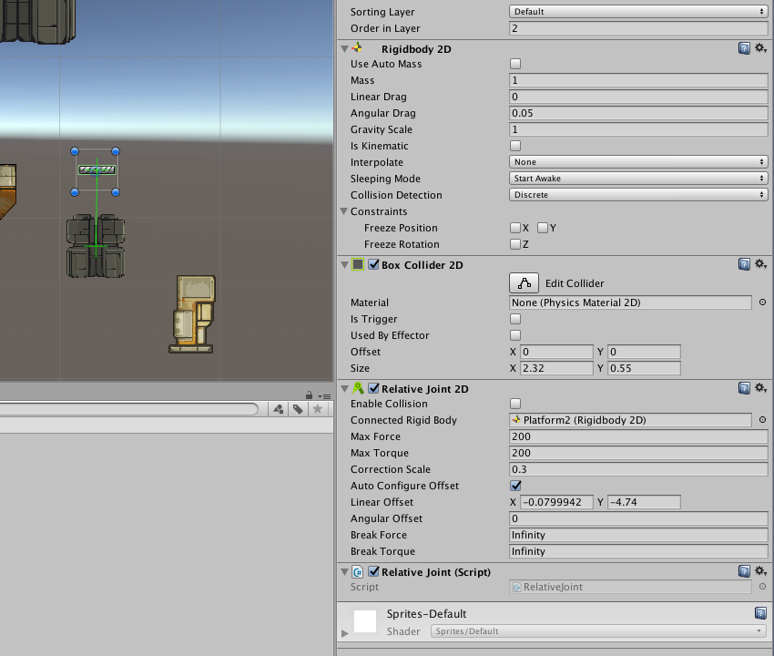 Unity Set Rotation Of One Axis