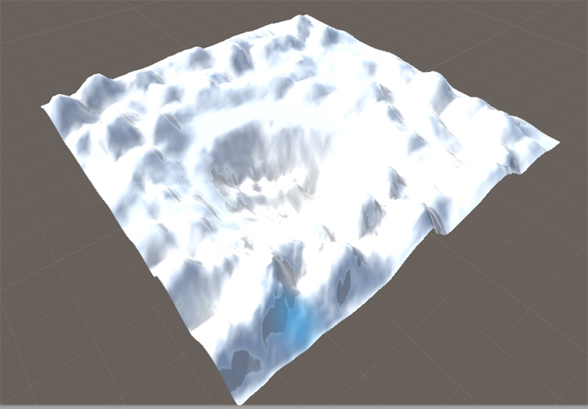 Paint Texture - Texturing the terrain