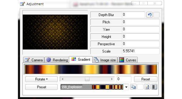 Choosing a gradient