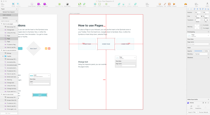 How to Make User-Friendly and Reusable Sketch Files