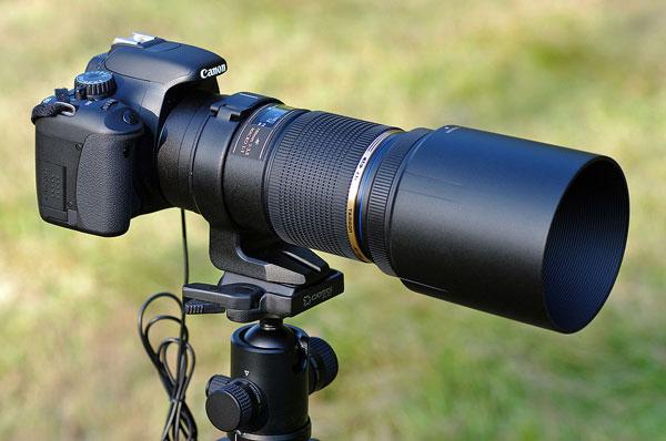 Canon T2i camera
