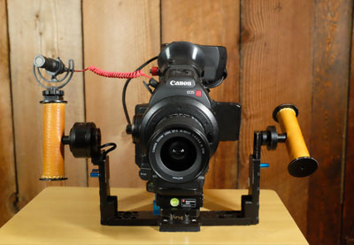 How to use a gimbal what you need thumb