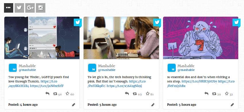 Best Facebook, Twitter, and Instagram Plugins for WordPress