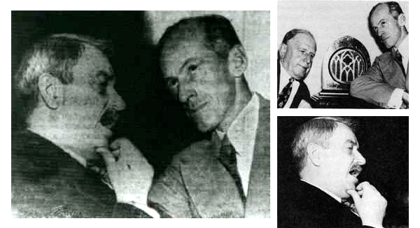 Senator Tydings 1950