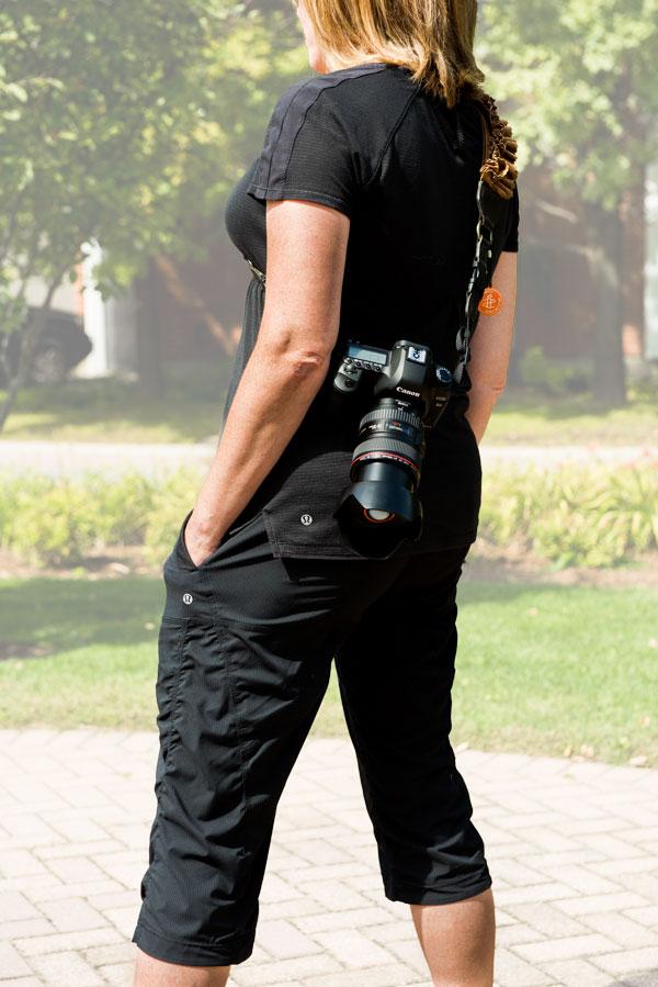 How to Carry a Camera