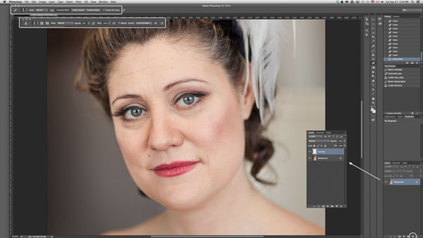 3 techniques for retouching skin - portfolio