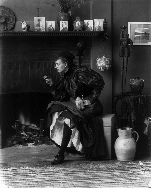 Frances Benjamin Johnston 1896