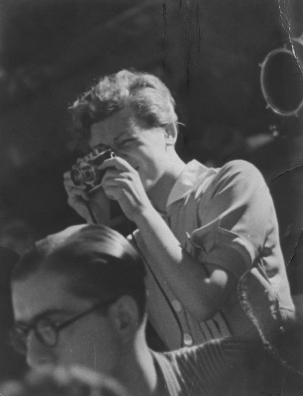 Gerda Taro 1937
