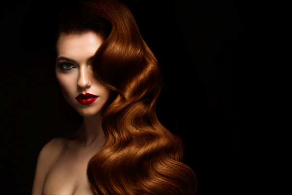 Luscious Red Photography by Lindsay Adler